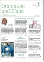 Ordination und Klinik Cover